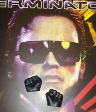 1/6 Hot Toys Terminator T-800 Pair of Fists MMS238 US Seller