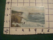 orig Postcard - a bit of New England Coast - Written But Not Sent