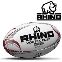 Rhino Vortex Elite Rugby Ball Professional Match Ball ✅ FREE UK SHIPPING ✅
