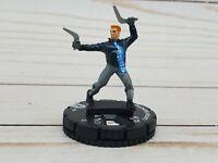 Heroclix Wizkids 2014 DC Captain Boomerang #206 Owen Mercer Gravity Feed Figure