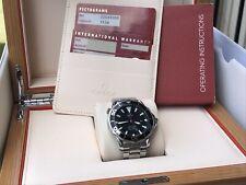 "OMEGA Seamaster Professional 300M Quartz ""Black Wave"" 2264.50.00 Mens 41mm Watch"