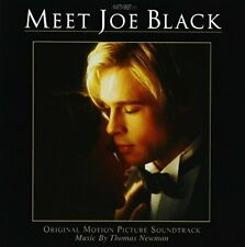 MEET JOE BLACK Soundtrack Score CD Thomas Newman RARE OOP  *VERY GOOD COND*