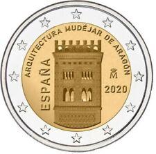 Spanje 2020 - Aragon - 2 euro CC - UNC