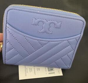 NWT Tory Burch Alexa Medium Zip Wallet $198.00