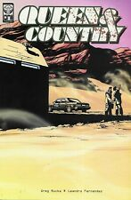 Queen And Country Comic Issue 9 Modern Age First Print 2002 Greg Rucka Dranski
