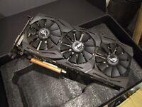 ASUS GeForce GTX 1070 Strix 8GB GDDR5 Graphics Card (STRIX-GTX1070-8G-GAMING)