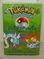 SEALED WOTC 1999 Pokemon TCG Overgrowth Theme Deck (WOC06018)