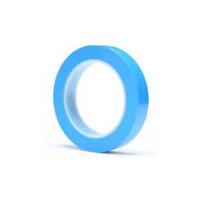Scotch® High Temperature Fine Line Tape 4737S Blue, 3/4 in x 36 yd 5.4 mil