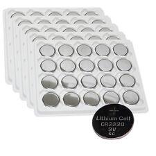 Wholesale 500pcs CR2320 BR2320 CR 2320 3V Lithium Button Coin Cell Batteries