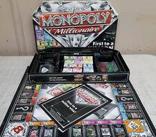 Monopoly Millionaire 2012 Used Mint Condition Complete Set