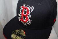 Boston Red Sox New Era MLB Basic Scratches 59Fifty,Hat,Cap   $ 44.99       NEW