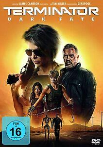 Terminator - Teil: 6 - Dark Fate [DVD/NEU/OVP] Arnold Schwarzenegger, Linda Hami