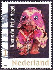 Persoonlijke postzegel Fabeltjeskrant 50 jr (Rocus Vrije Vogel) gestempeld 2019
