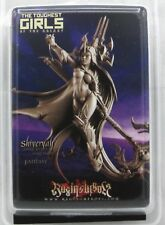 Raging Heroes 23073 Shiveryah Sorceress (Dark Elves Fantasy) Female Wizard Mage