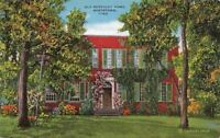 Postcard Old Kentucky Home Bardstown KY