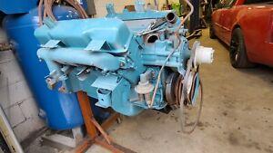 1963 1964 1965 1966 CHRYSLER 413 CUBIC INCH ENGINE COMPLETELY REBUILT MOTOR