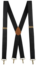 Buyless Fashion Men Adjustable Suspenders 48