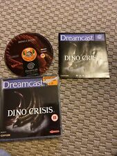 DINO CRISIS Dreamcast Gioco