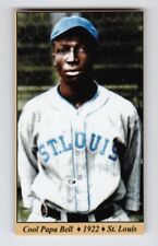 Cool Papa Bell '22 St Louis Stars Negro League Tobacco Road series #31