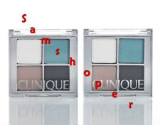2x Clinique All About Shadow Quad Galaxy, Sugar Cane, Jenna's Essential, Foxier