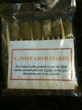 Hawbakers Canine Grub Stakes trap traps trapping