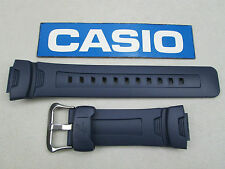 Genuine Casio G-Shock G7500-2V G7500 G7510 G7500G rubber resin watch band blue