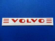 VOLVO CLASSIC EARLY PV HUB CAP DECAL STICKER