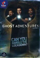 Ghost Adventures: Season 2 [3 Discs] (2010, REGION 1 DVD New)