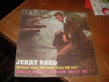 "JERRY REED ""WHEN YOU'RE HOT YOU'RE HOT"" ITALY'71"