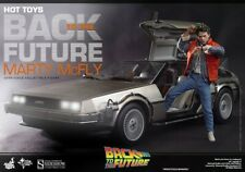 Hot Toys Movie Masterpiece Series 1/6 Scale Marty Mcfly from Back to the Future