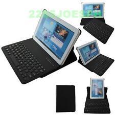 "Samsung Galaxy Tab 3 (10.1"") 360 Rotating Leather Bluetooth Keyboard P5200 P5210"