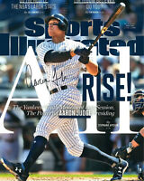 Aaron Judge New York Yankees Autograph Sports Illustrated 8 x 10 Photo Reprint