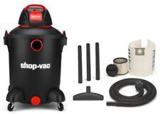 Shop-Vac 10-Gallon 4-Peak-HP Shop Vacuum 10-in wet/dry nozzle