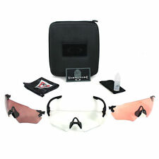 Oakley SI Tombstone Reap Array, 3-Lens Set! Shooting Glasses - NEW -