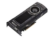 NVIDIA GTX TITAN X 12GB RAM CUDA OpenCL 4K 5K Apple Mac Pro Upgrade Video Card