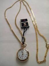 Orologio collo donna dorato a quarzo Vintage idea regalo  Watch neck woman