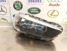 BMW X1 F48 DRIVERS RIGHT SIDE HALOGEN HEAD LAMP LIGHT ASSEMBLY 90066512  7346536