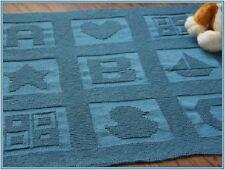 BB003 Knitting Pattern ABC Baby Blanket in Aran Yarn