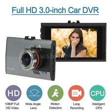 "KKMOON Ultra Slim 3"" Car DVR Dash Cam Camera Camcorder Night Vision G-Sensor"