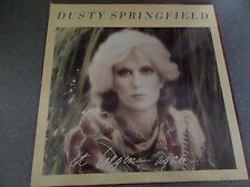 DUSTY SPRINGFIELD ~ It begins again,UK LP Mercury records 1978