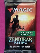 Magic The Gathering ZENDIKAR RISING SET New Sealed Booster Pack MTG