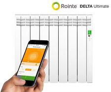 Rointe Delta Ultimate DIW0770RAD Electric Radiator 7 Elements 770W WiFi - White