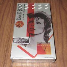 Japan OFFICIAL VHS video tape SEALED David Bowie ZIGGY STARDUST 14800 Yen ORIGIN