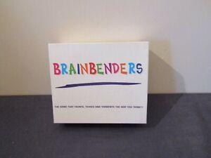 BRAINBENDERS GAME .