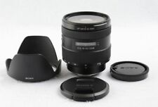 SONY DT 16-50mm F2.8 SSM SAL1650 A mount α with Hood shipping from Japan