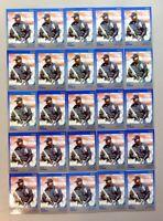 1991 Star #6 of 11 - Frank Thomas - Chicago White Sox - HOF - 25ct Card Lot