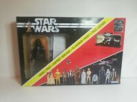 Star Wars The Black Series 6 Inch Darth Vader 40th Anniversary Legacy Pack stand
