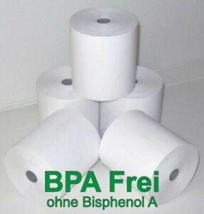 1 - 300 Thermorollen 57mm 50m 12mm Kassenrollen BPA-frei 57/50/12 ink VERSAND