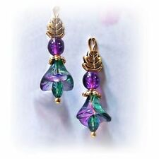 Beads Alloy Drop/Dangle Handcrafted Earrings