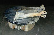 1980 Honda CM400 CM 400 cm400A rear brake plate hub drum perch arm assembly